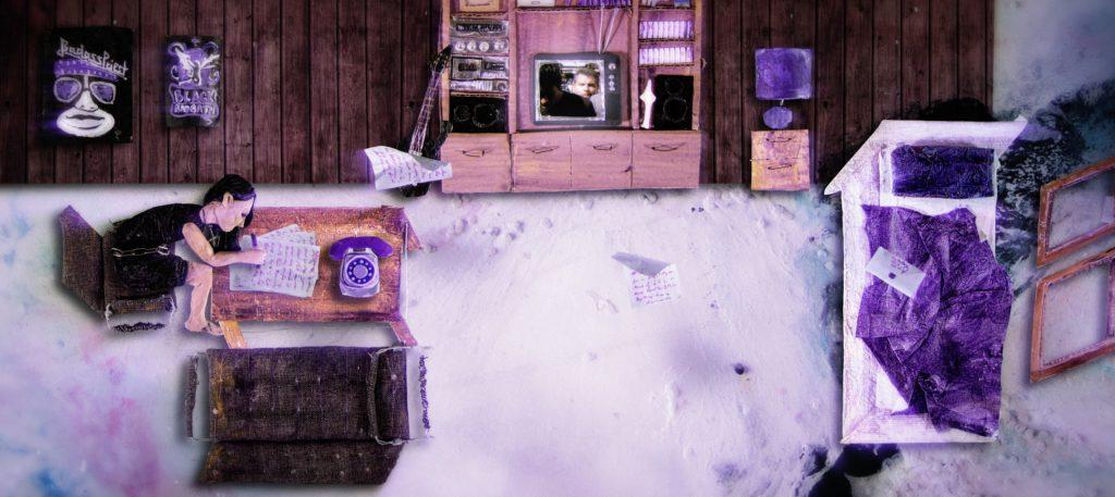"""Just A Guy"" von Shoko Hara (Foto: Studio Seufz)"
